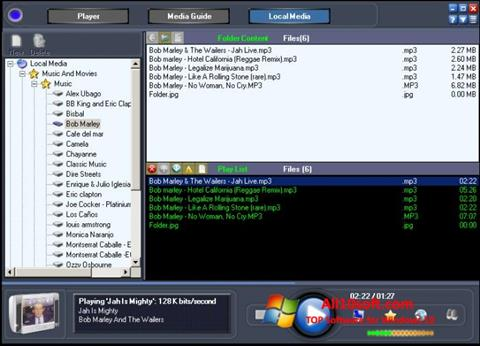 Screenshot Online TV Live Windows 10