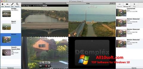 Screenshot IP Camera Viewer Windows 10
