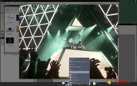 Screenshot Picasa Photo Viewer Windows 10