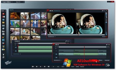 Screenshot Lightworks Windows 10
