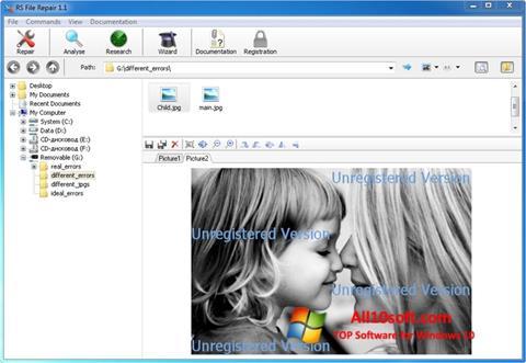 Screenshot File Repair Windows 10