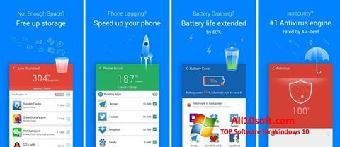 Screenshot Clean Master Windows 10