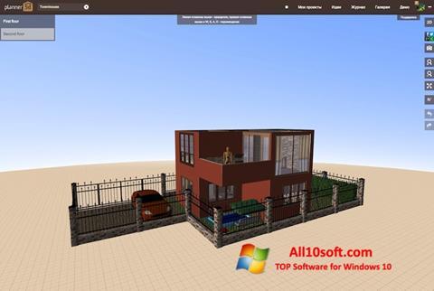 Screenshot Planner 5D Windows 10